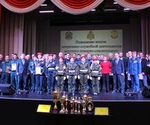 Подведение итогов местного пожарно-спасательного гарнизона Кировского района