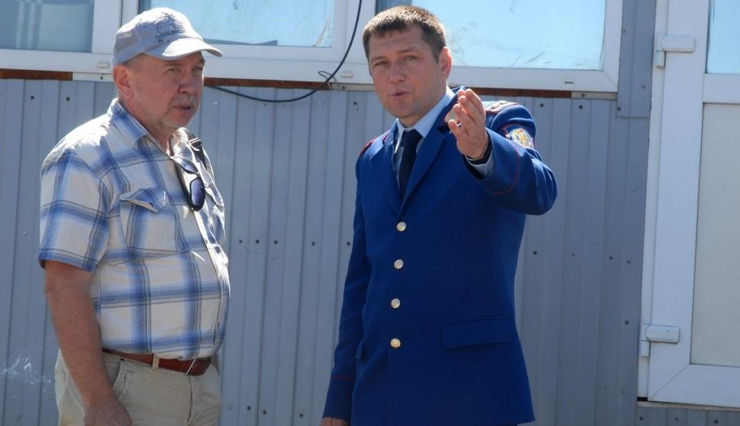 Д.В.Родышевцев был избран в состав Консультативного совета Тосненского района