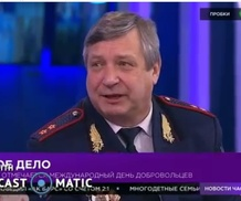 Благое дело (председатель совета ВДПО ЛО Бахтин С.В. в эфире 78 канала)