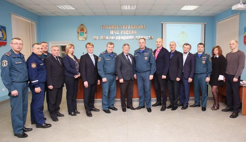 Ленинградское областное отделение заняло 2 место в общероссийском конкурсе региональных отделений