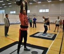 Гиревой спорт- это спорт сильных людей (Кировский район)